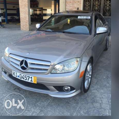 for sale c300 model 2009 majdal selem بنت جبيل -  8