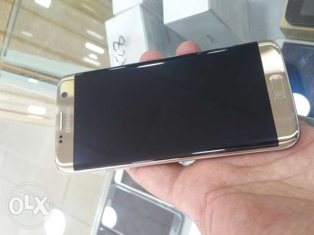 Samsung s7 edge Gold as New