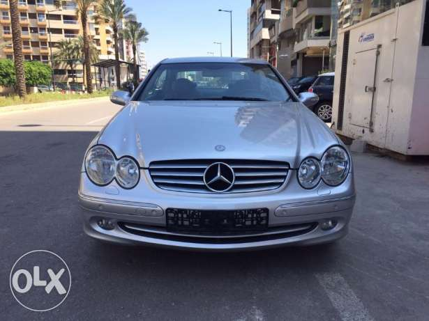 Mercedes-Benz CLK240 Elegance 2003 German Origin فردان -  1