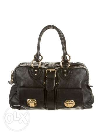 Marc Jacobs: Black leather Marc Jacobs Venetia bag - Authentic