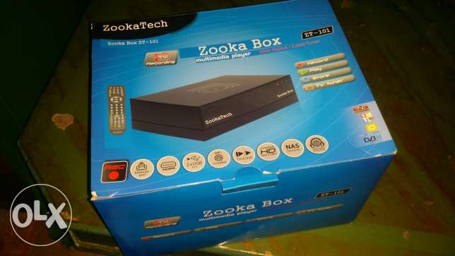 Zooka Box New version
