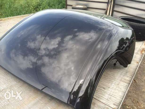 Hardtop For Boxster
