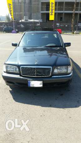C220, 1996 Elegance look 2000. Full options.