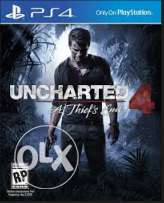 PS4 game New Uncharted 4 for trade
