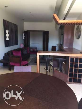 haouch el omara fully decorated and furnished apartment prime location