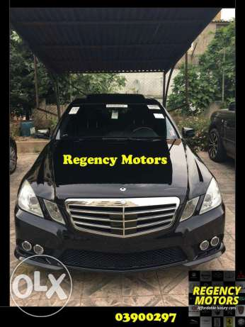 E 350 AMG 2010 NO accident