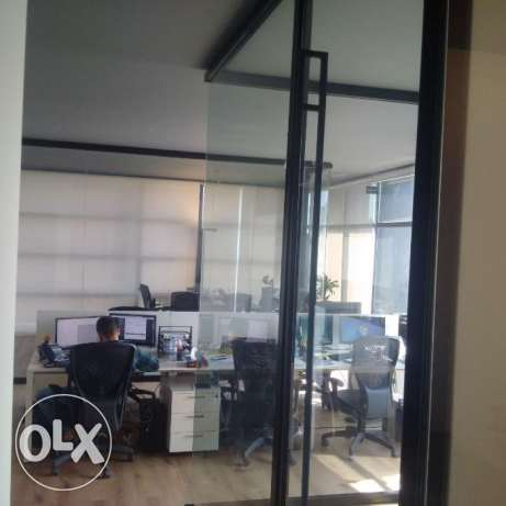 Fully decorated 200sqm office space for sale in Mdawar