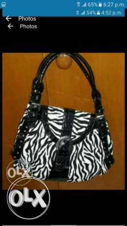 Hand bag big size