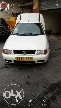 Volkswagen Caddy gold for sale بنت جبيل -  5