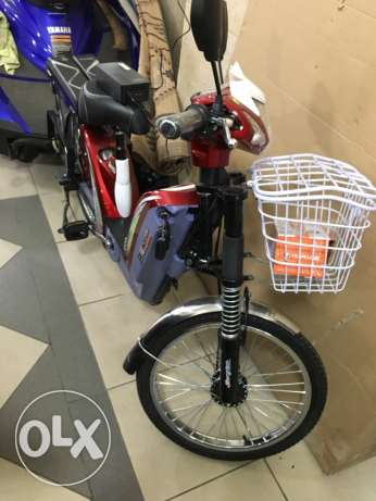 battery bicycle