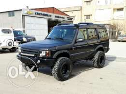 Land rover discovery 2 2004