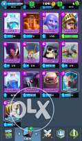 Clash royale arena 8 level 9
