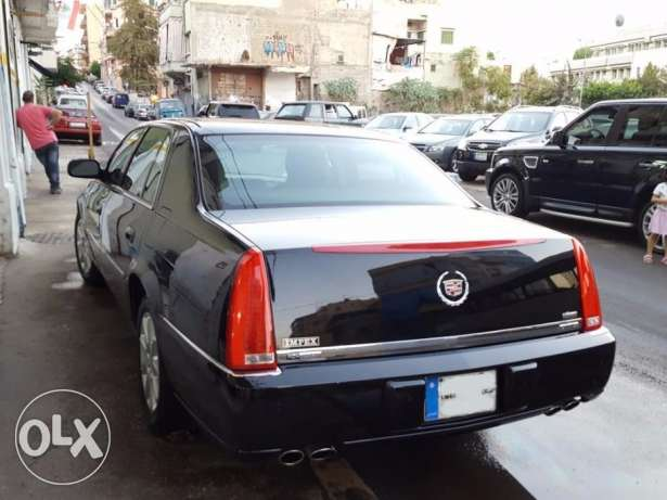 2011 Cadillac DTS Black/Black Leather Company Source 1 Owner As New أشرفية -  3