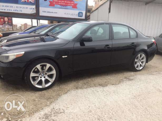 bmw 530i 2006 super clean no accident 4 dwelib jded sport package