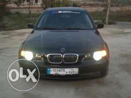 BMW compact 318 IS model 2005