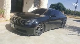 Infiniti g 35 For only series buyer