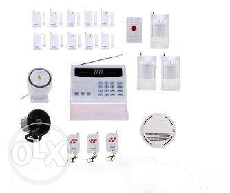 Home ALarm Security System