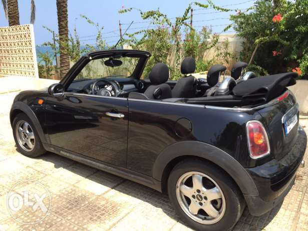 Mini Cooper full option, cabriolet