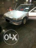 honda accord 1987 manual electrical windows central lock opening roof 2500$ for sale!
