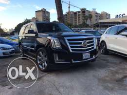 Stunning! Cadillac Escalade 2015 Black/Black Luxury Package Like New!