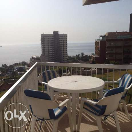 Chalet for seasonal rent - Aquamarina 1 with balcony - great view