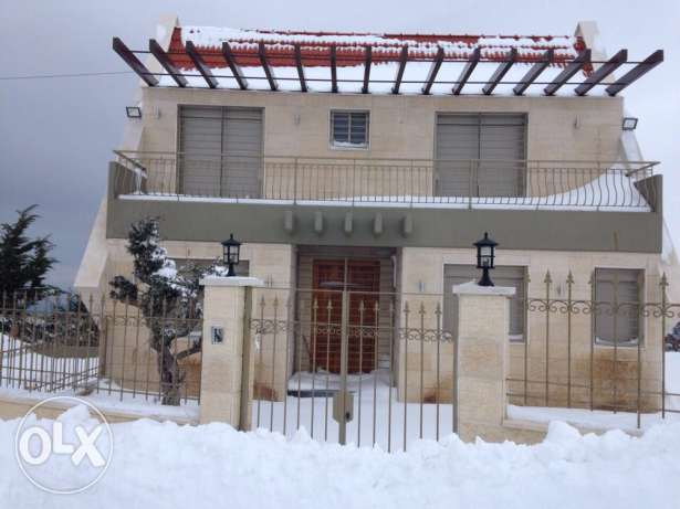 Villa Zaarour - Special price and negotiable - panoramic view كسروان -  2
