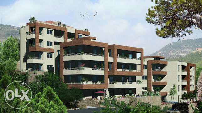 Appartments for sale in hosrayel no down payment delivery 2020