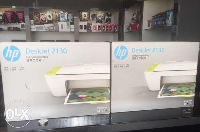 Printer HP Deskjet 2130