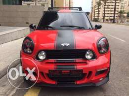 Mini Cooper Countryman with Original Hamann Kit