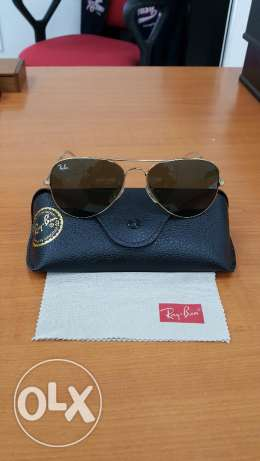 brand new Ray_Ban sun glasses المرفأ -  2