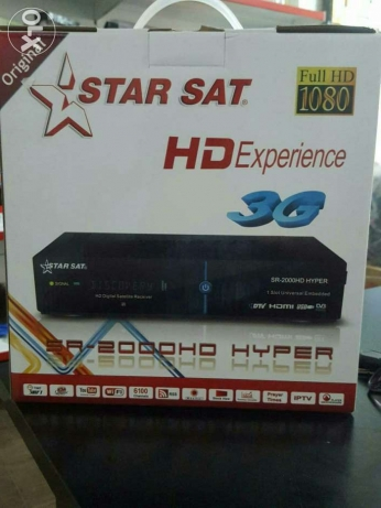 Satellite receiver full HD بلا انترنت