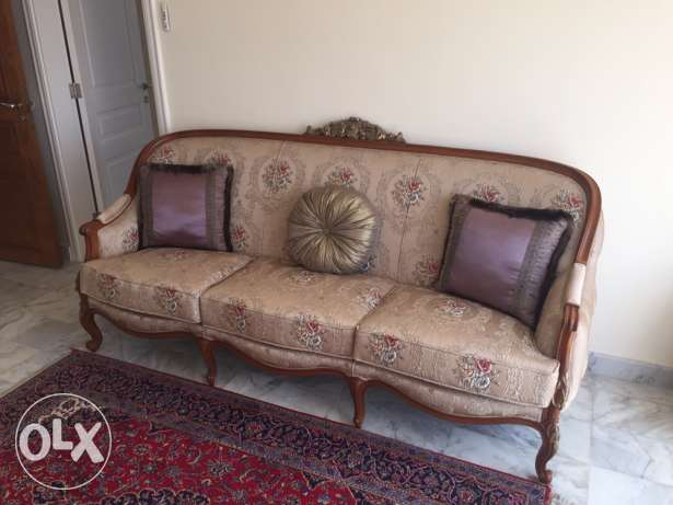 Hand Made Classical Sofas
