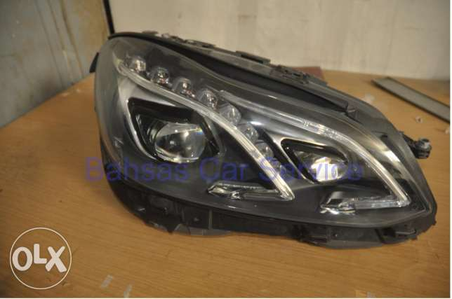 Mercedes W 212 E- Class Full LED Daw edem yamin
