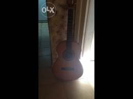 Acoustic nylon string classical guitar used for sale