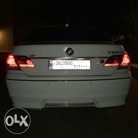 Bmw 750 Li Model 2008 VIP Super Moumayazé بعبدا -  3