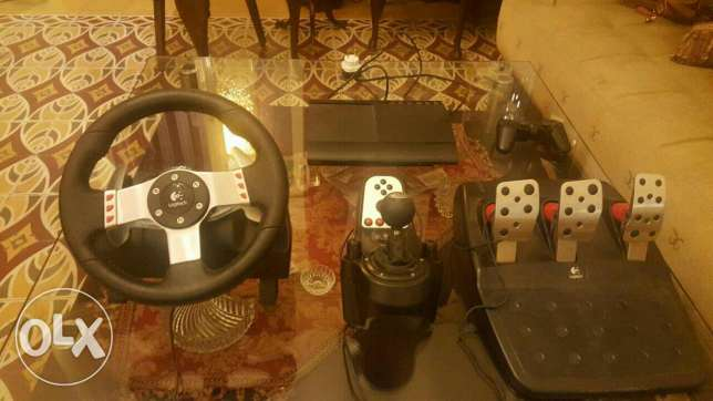 Ps3 and gears البطركية -  1