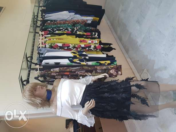 Collection of women Italian fashion brand new For sale