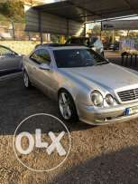 CLK 320 made in germany full option