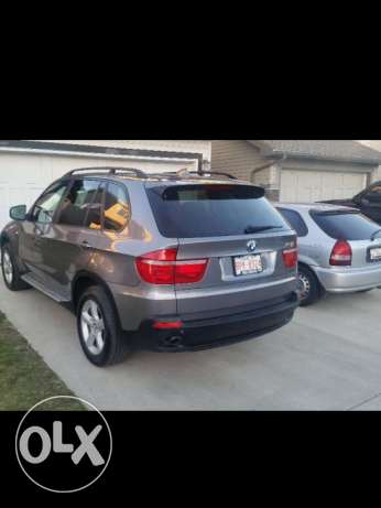 X5 Clean carfax 2008 Full option 7 seats عاليه -  4