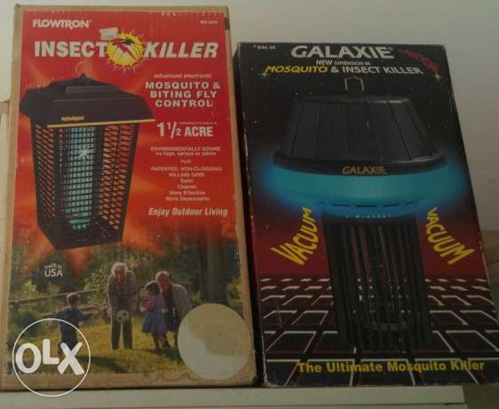 Insect Mosquito Bug Fly Electronic Killer Made in USA LOW PRICE