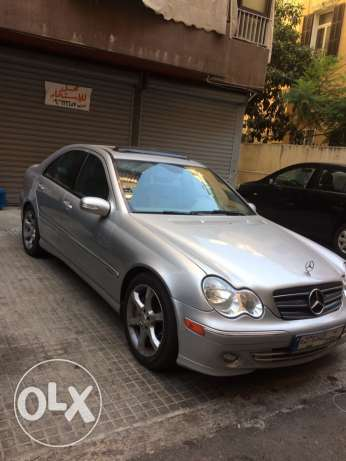 Mercedes 230C 2007 for Sale