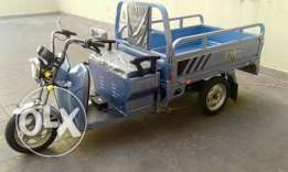 Tricycle Cargo Scooter