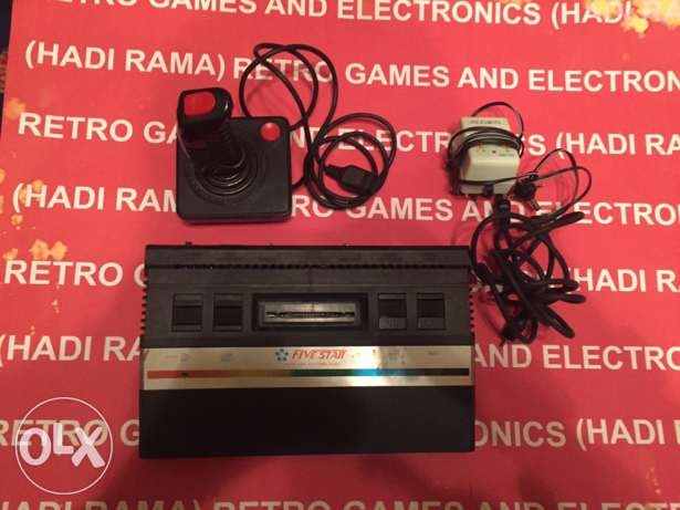 atari complete in perfect condition built in game