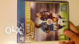 Fifa16. For ps4. DELUXE EDITION.