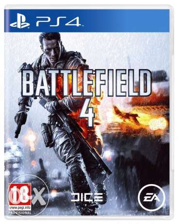 Battlefield 4 ps4 trade only