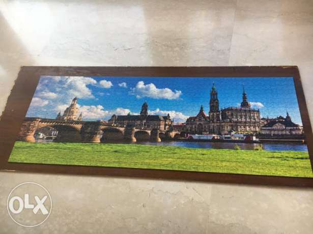 Puzzle Dresden Germany
