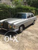 1971 Mercedes 280 SE all original very well maintain always in garag