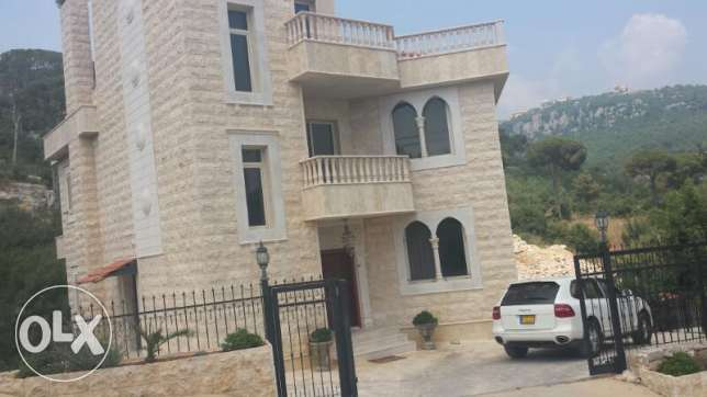 Luxury Private Villa for Rent in Baabdat