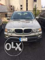 bmw x5 model 2005 super clean full option 5are2 nadafe