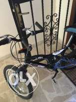 Bicycle black for sale